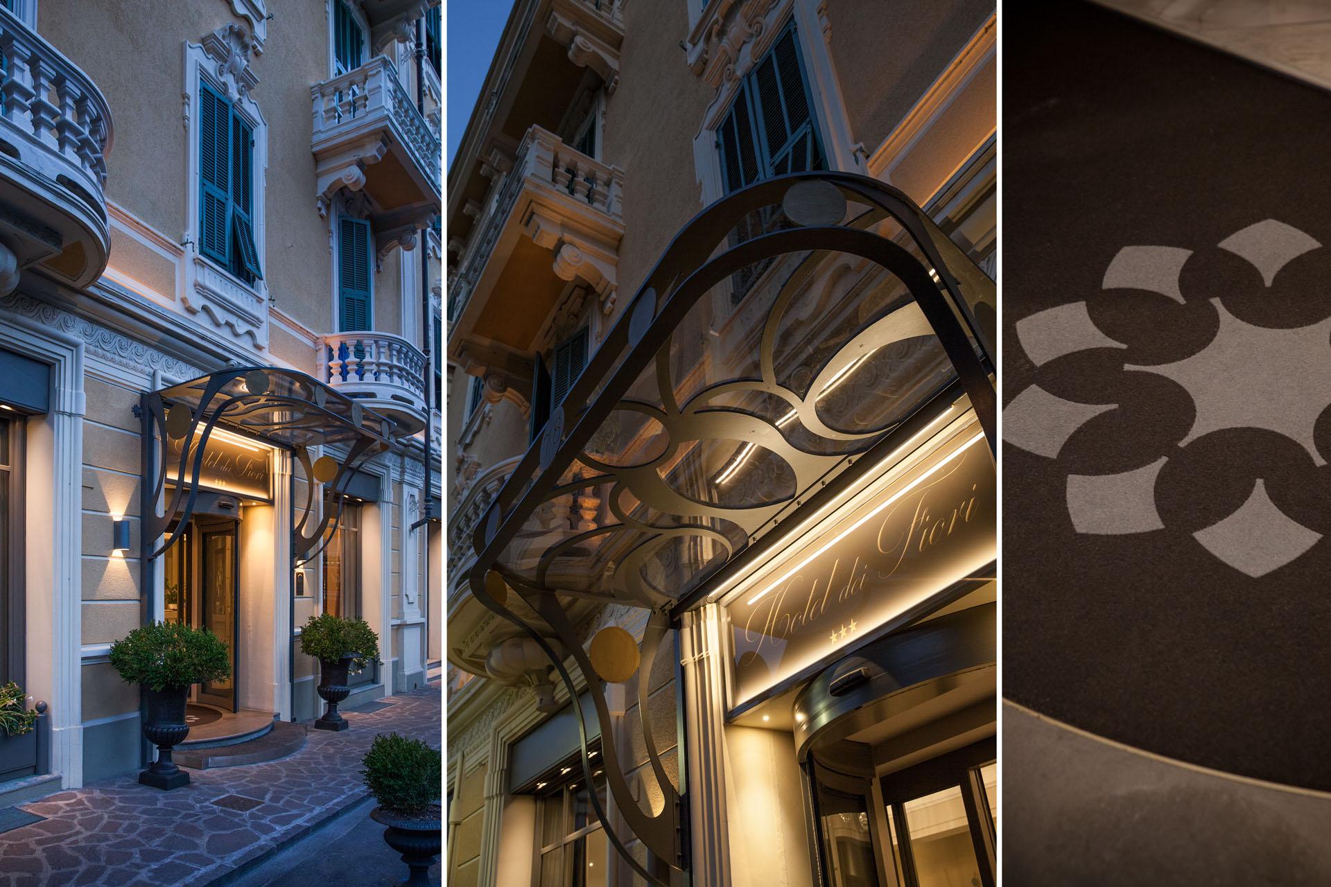 Hotel Dei Fiori.Hotel Dei Fiori Hotel Alassio Mare Albergo Benessere Liguria Hotel